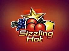 Слот Sizzling Hot
